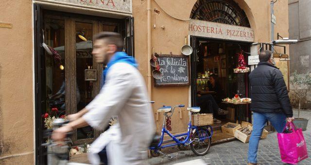 trochę prywaty | Rzym