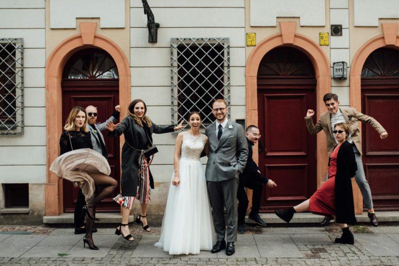 wesele w Art Hotelu | D & P