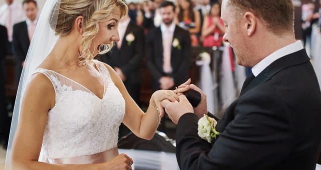 Agata i Paul - Zamek Topacz | reportaż ślubny