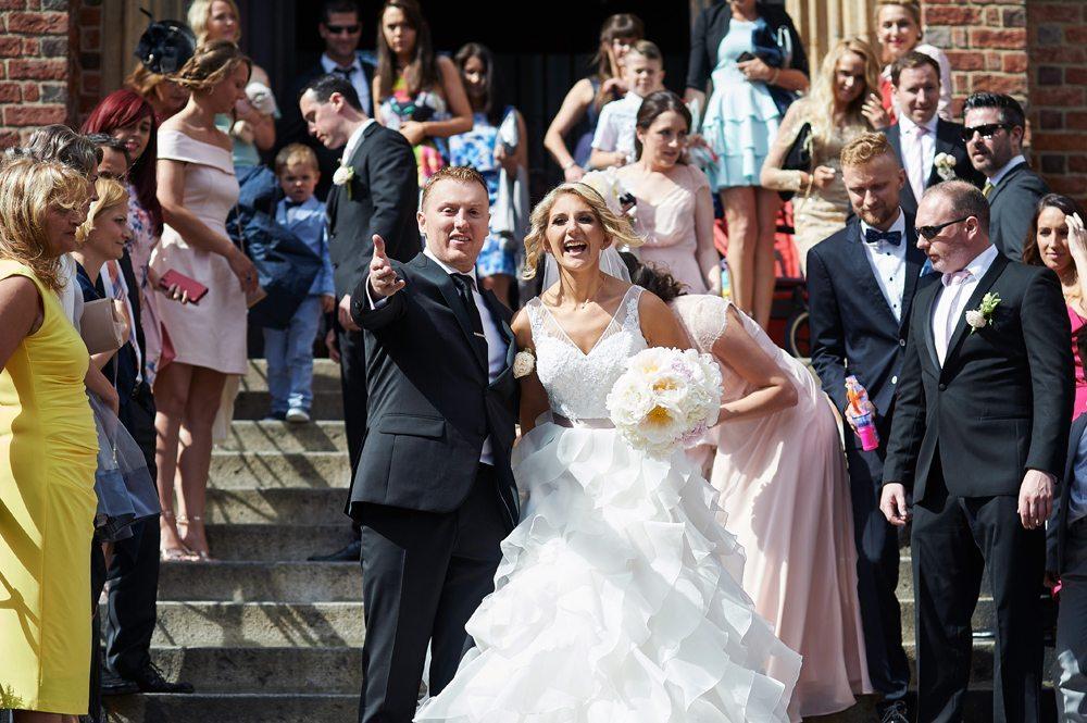 Ostrów Tumski ślub