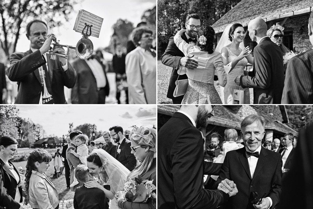 wyjątkowe zdjęcia ślubne - życzenia dla Młodej Pary - Karczma Miłocin