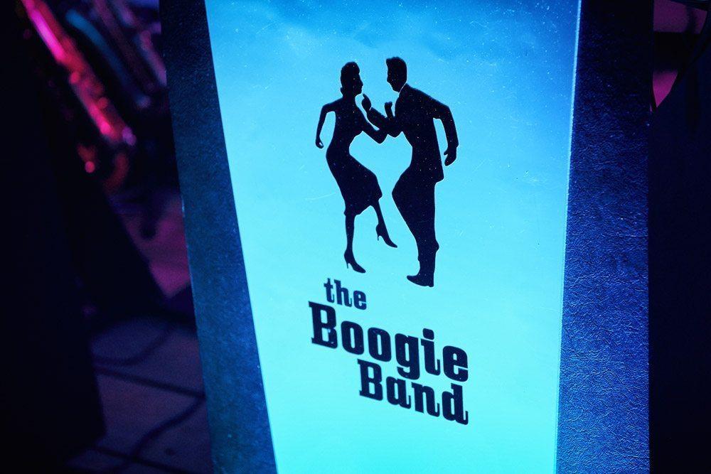 zdjęcia ślubne na weselu gra the boogie band