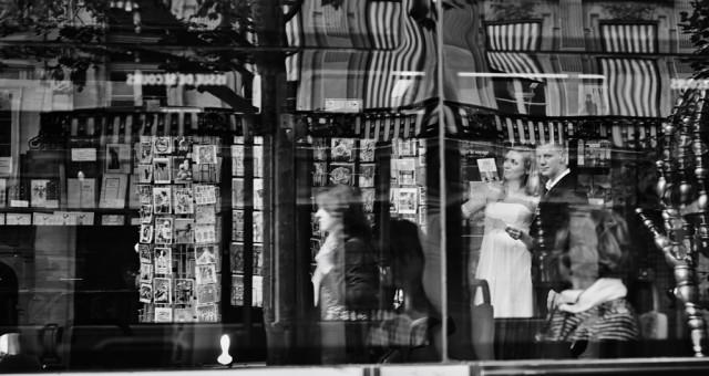 Natalia & Szymon | sesja ślubna Paryż