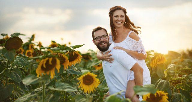 Ewa & Krzysiek | sesja małżeńska