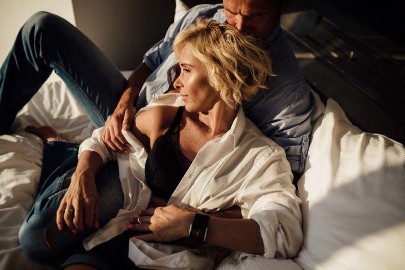 intymna sesja małżeńska | Sky Tower
