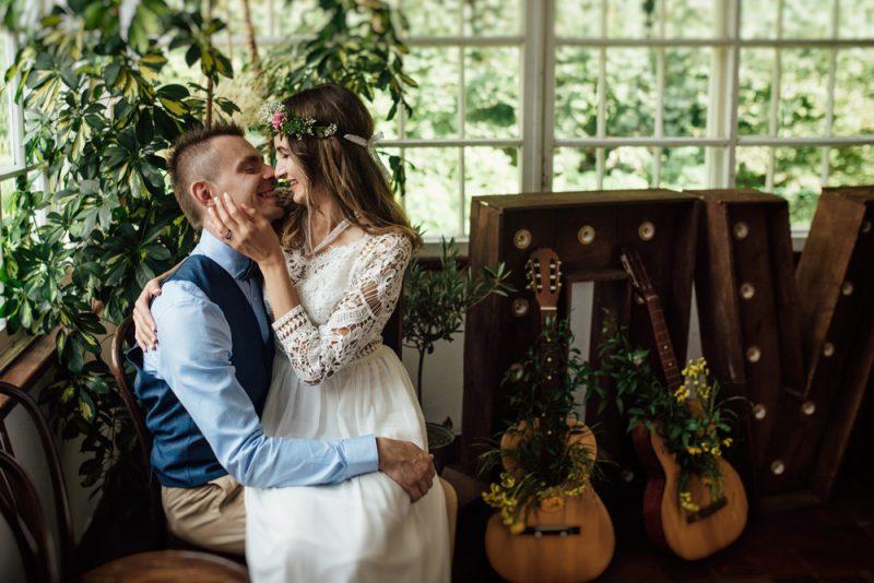 ślub cywilny w Złotym Jarze | A & R
