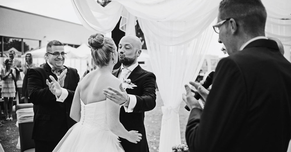Olga & Carlo | reportaż ślubny